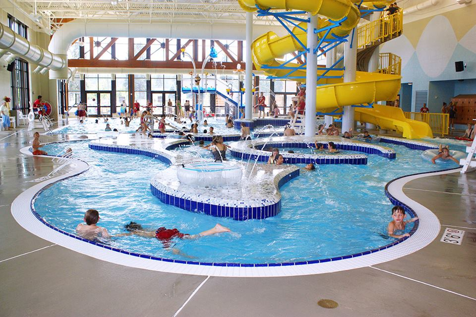 Kroc Center Aquatics