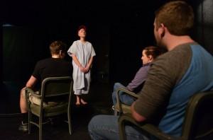 Lake City Playouse production of Wit 2014