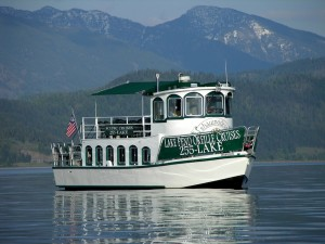 Lake Pend Oreille Cruises