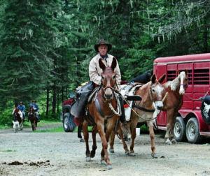 Panhandle Backcountry Horsemen
