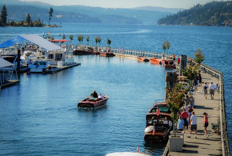 Coeur d'Alene:Classic Boat Festival | Visit North Idaho
